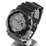 Zegarek męski Casio G-SHOCK g-shock original GD-100-1BER - duże 2