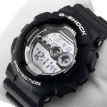 GD-100BW-1ER - zegarek męski - duże 7