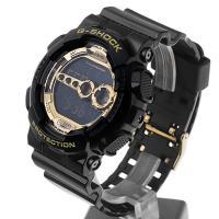G-Shock GD-100GB-1ER męski zegarek G-SHOCK Style pasek