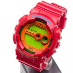zegarek G-Shock GD-100HC-4ER czerwony G-Shock