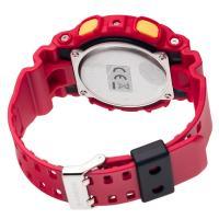 G-Shock GD-100RF-4ER męski zegarek G-SHOCK Original pasek