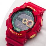G-Shock GD-100RF-4ER G-SHOCK Original zegarek męski sportowy mineralne