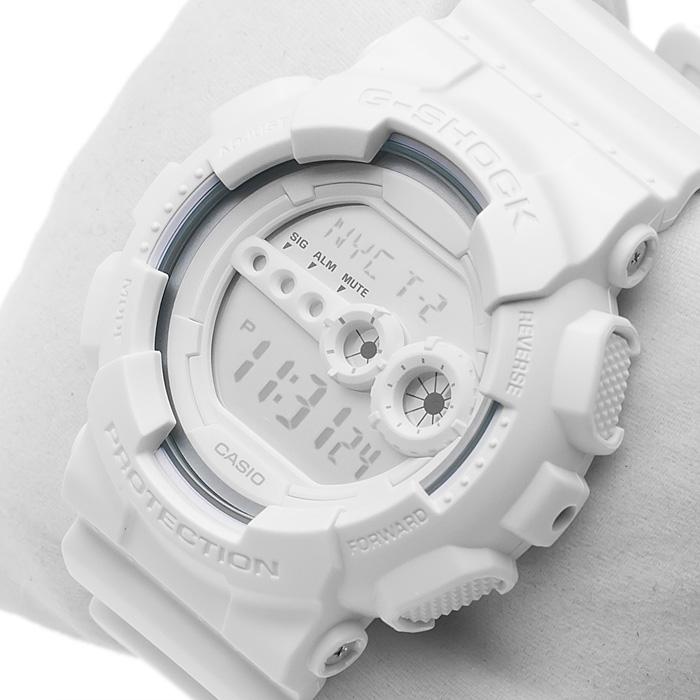 G-Shock GD-100WW-7ER G-Shock zegarek męski sportowy mineralne