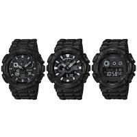 G-Shock GD-120BT-1ER zegarek męski G-SHOCK Specials czarny