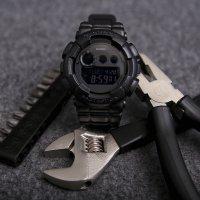 zegarek G-Shock GD-120BT-1ER Full BLACK LIMITED G-SHOCK Specials mineralne