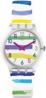 Zegarek damski Swatch  originals GE254 - duże 1