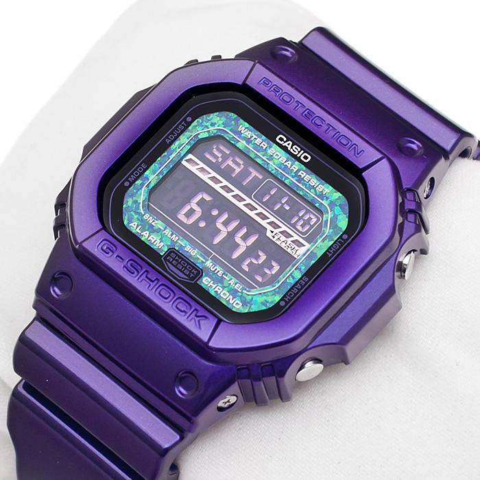 G-Shock GLS-5600KL-6ER G-Shock zegarek męski sportowy mineralne