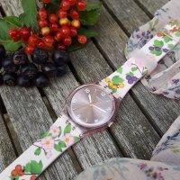Swatch GP150 damski zegarek Originals pasek