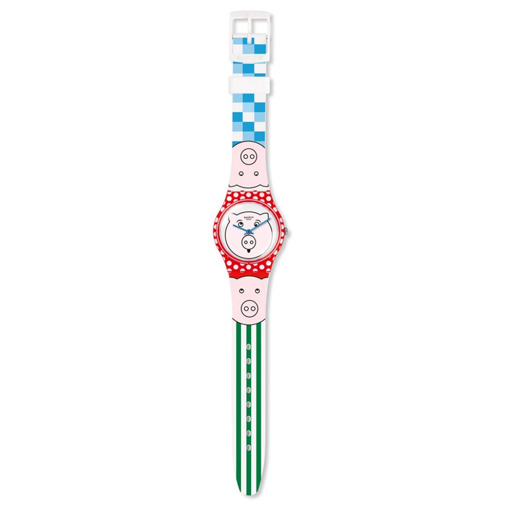 Swatch GR169 zegarek dla dzieci Originals Gent