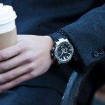 smartwatch G-Shock GST-B100-1AER G-STEEL BLUETOOTH SYNC G-SHOCK G-STEEL mineralne