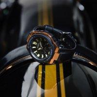 G-Shock GST-W120L-1AER zegarek męski sportowy G-SHOCK G-STEEL pasek