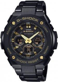 G-SHOCK GST-W300BD-1AER-POWYSTAWOWY - zegarek męski