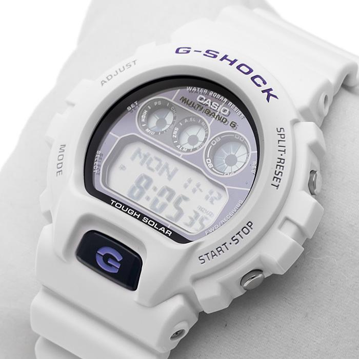 G-Shock GW-6900A-7ER G-Shock zegarek męski sportowy mineralne