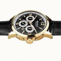 Ingersoll I00102 THE REGENT The Regent klasyczny zegarek złoty