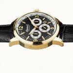 Ingersoll I00102 zegarek męski klasyczny The Regent pasek