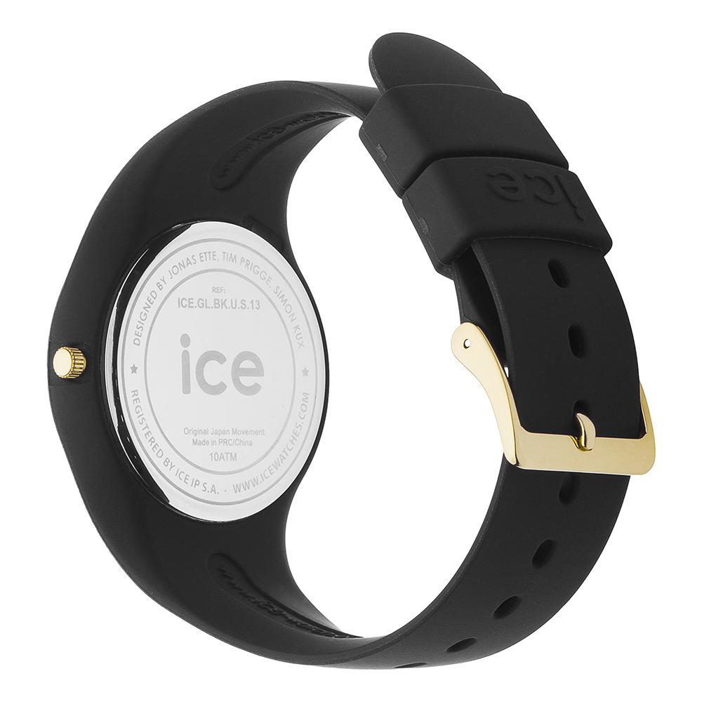 ICE Watch ICE.000918 Ice-Glam ICE glam black rozm. M zegarek damski fashion/modowy mineralne