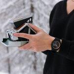 ICE Watch ICE.000980 ICE glam black rose-glod rozm. M Ice-Glam fashion/modowy zegarek czarny