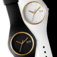 ICE Watch ICE.000982 zegarek damski Ice-Glam czarny