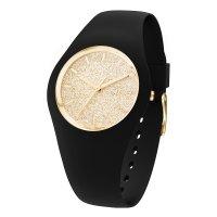 ICE Watch ICE.001355 zegarek czarny fashion/modowy Ice-Glitter pasek