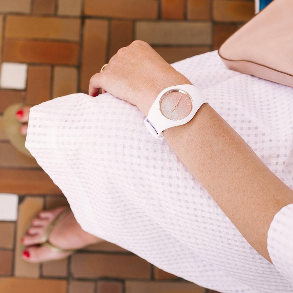 ICE Watch ICE.013431 zegarek damski fashion/modowy ICE-Lo pasek