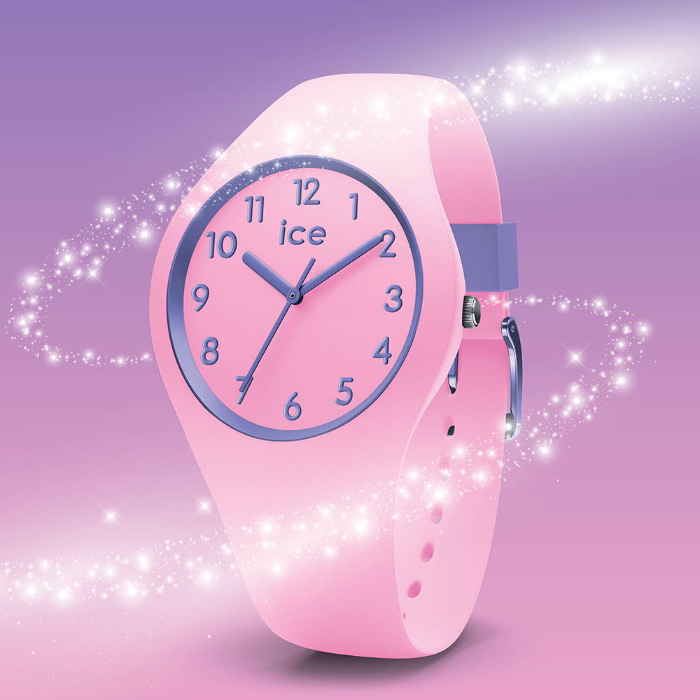ICE Watch ICE.014431 zegarek różowy fashion/modowy ICE-Ola Kids pasek