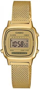 Casio LA670WEMY-9EF - zegarek damski