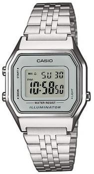 Casio LA680WEA-7EF - zegarek damski