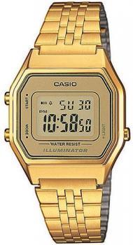 Casio LA680WEGA-9ER - zegarek damski