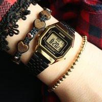 Casio Vintage LA680WEGB-1AEF zegarek damski VINTAGE Midi