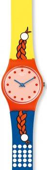 Swatch LO110 - zegarek damski