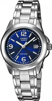 Casio LTP-1259D-2A - zegarek damski