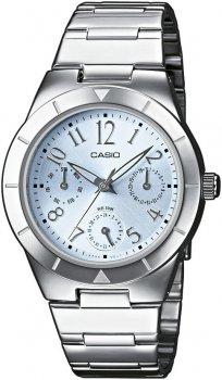 Casio LTP-2069D-2A2VEF - zegarek damski
