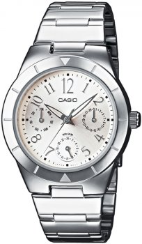 Casio LTP-2069D-7A2VEF - zegarek damski