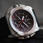 Aviator M.2.30.0.219.6 zegarek męski Mig Collection srebrny
