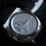 Aviator M.2.30.0.219.6 zegarek męski sportowy Mig Collection pasek
