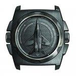 Aviator M.2.30.5.215.6 MIG-29 SMT Chrono Mig Collection sportowy zegarek czarny