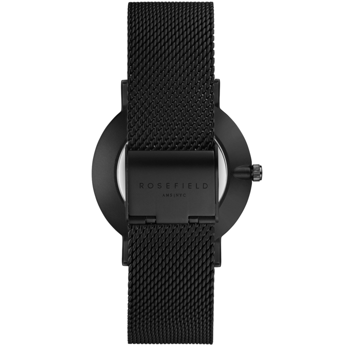Rosefield MBB-M43 Mercer Mercer klasyczny zegarek czarny