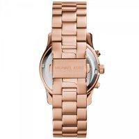 zegarek Michael Kors MK5128 RUNWAY damski z chronograf Runway