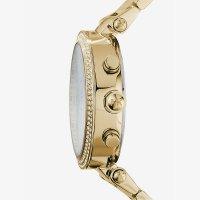 Michael Kors MK5354 zegarek złoty fashion/modowy Parker bransoleta