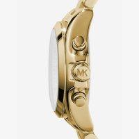 Michael Kors MK5798 zegarek złoty fashion/modowy Mini Bradshaw bransoleta