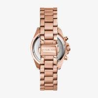 Michael Kors MK5799 MINI BRADSHAW Mini Bradshaw fashion/modowy zegarek różowe złoto