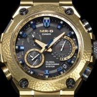 G-Shock MRG-G1000HG-9ADR męski zegarek G-SHOCK Exclusive bransoleta