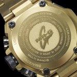 G-Shock MRG-G1000HG-9ADR G-SHOCK Exclusive MR.G TITANIUM 64 LIMITED zegarek męski luksusowy szafirowe