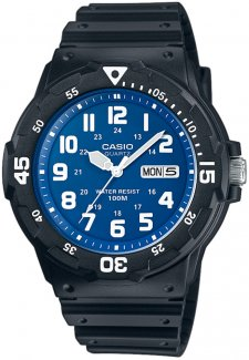Casio MRW-200H-2B2VEF - zegarek męski