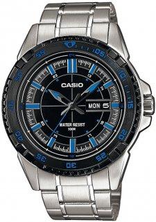 Casio MTD-1078D-1A2VEF - zegarek męski