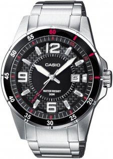 Casio MTP-1291D-1A1VEF - zegarek męski