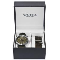Nautica NAI12525G zegarek męski Pasek