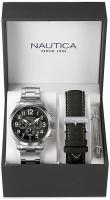 NAI18508G - zegarek męski - duże 4