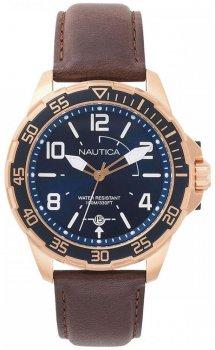 Nautica NAPPLH003 - zegarek męski