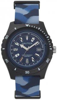 Nautica NAPSRF004 - zegarek męski